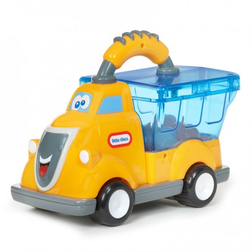 arrastre camion little tikes