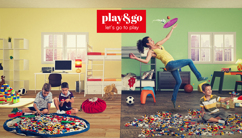 producto util y novedoso play and go