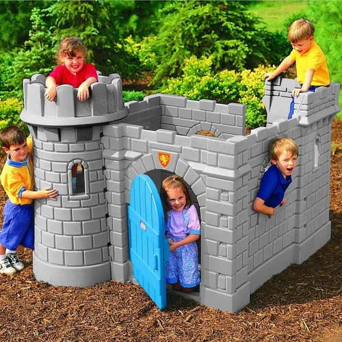 castillo little tikes