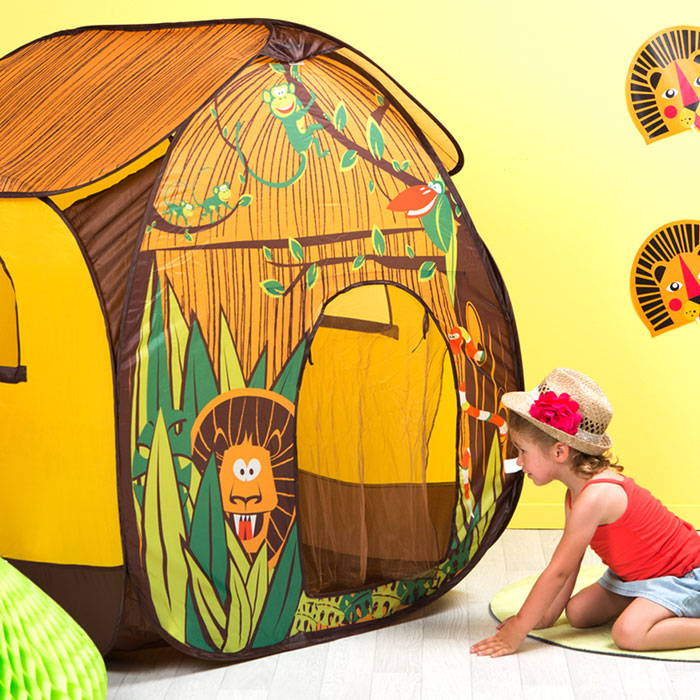 Casita Pop Up Jungla Infanity