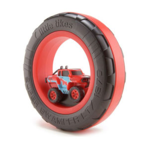 Tyre Racers Little Tikes todoterreno