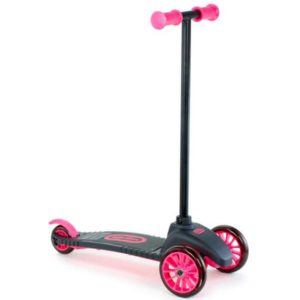 patinete rosa Little tikes