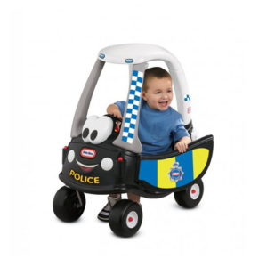 correpasillos little tikes cozy coupe policia