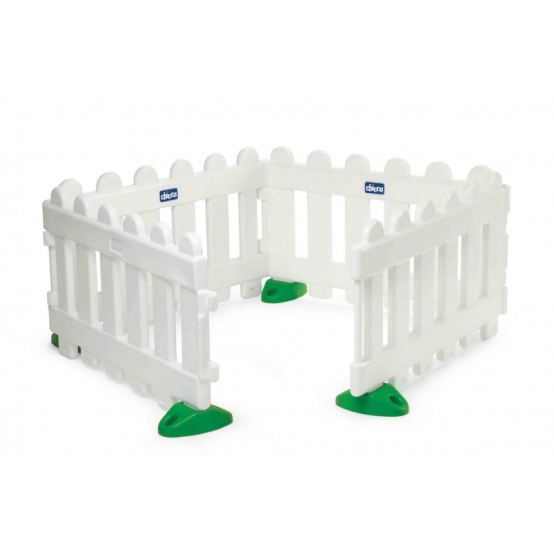 valla infantil chicco de pl stico color blanco infanity