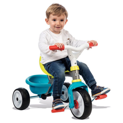 triciclo smoby confort azul Be move