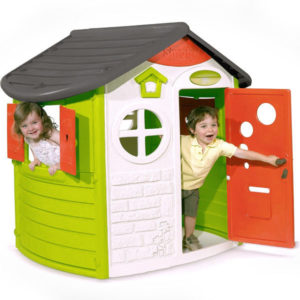 casitas infantiles smoby lodge