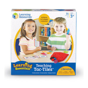 Learning resources tactiles