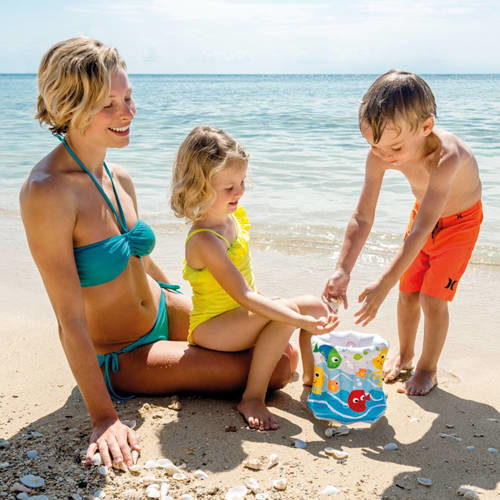 Cubo de playa Hinchable Intex