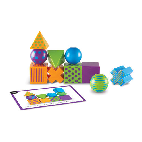 Learning Resources Juego Mental Blox