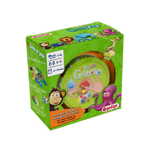 Grabolo Jr | Grabolo Jr Smart Games