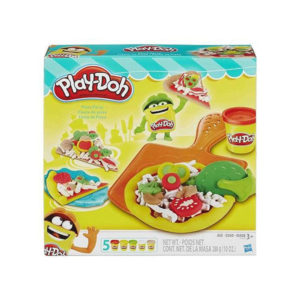 Play Doh La Pizzería