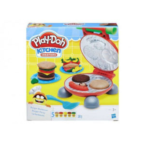 Play Doh La Barbacoa