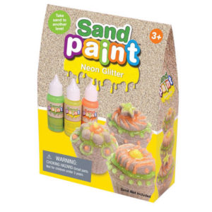 Set de colores neón Sand Paint|Kinetic Sand Set de colores neón Sand Paint