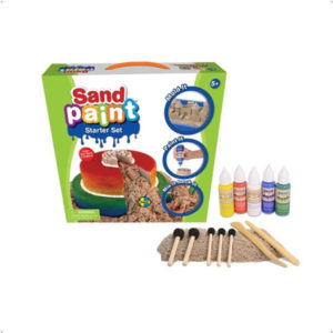 Kit de Iniciación Sand Paint|Kinetic Sand Kit de Iniciación Sand Paint