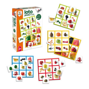 Loto Photo Fruits Diset