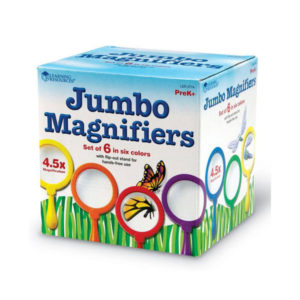 Primary Science® Jumbo Magnifiers Learning Resources