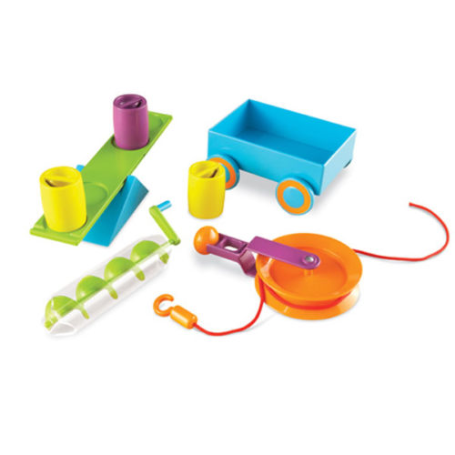 STEM Simple Machines Activity Set Learning Resources
