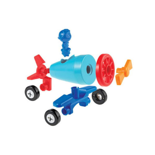 1-2-3 Build It!™ Car-Plane-Boat Learning Resources