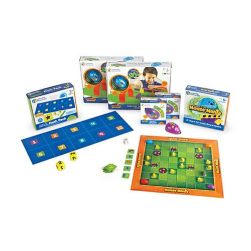 Codificacion Juego LEarning Resources
