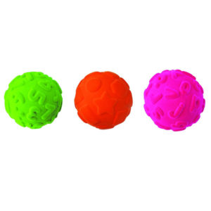 Set de 3 Pelotas educativas Rubbabu