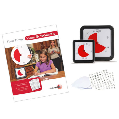 Kit Visual Pictogramas para Time Timer