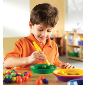 Pinzas Jumbo Grandes Learning Resources