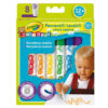 8 Rotuladores Lavables Mini Kids