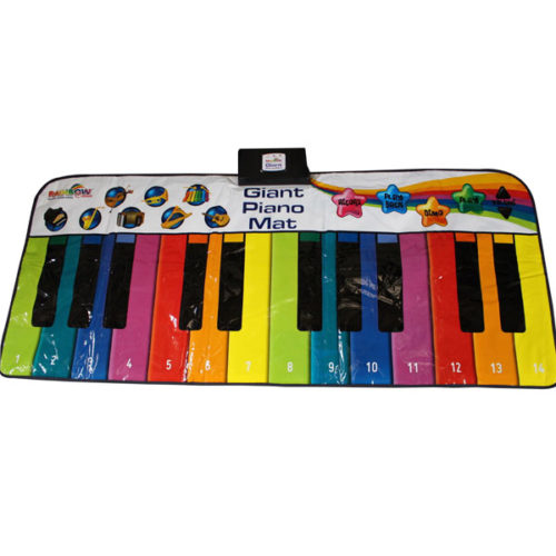 Roll Up Piano Gigante