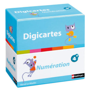 Digicartas Numeración