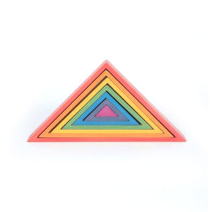 Triangulo arcoiris
