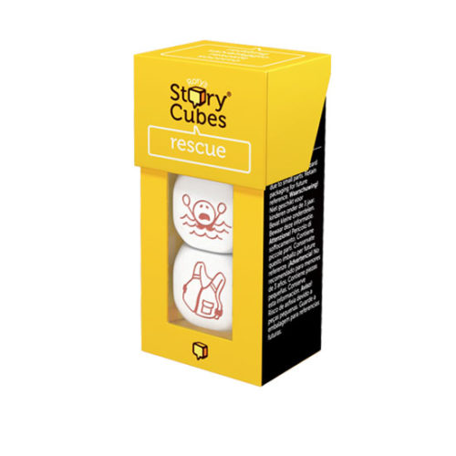 Story Cubes Rescate