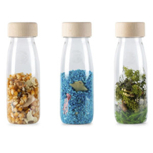 Pack 3 Botellas Sensoriales Nature