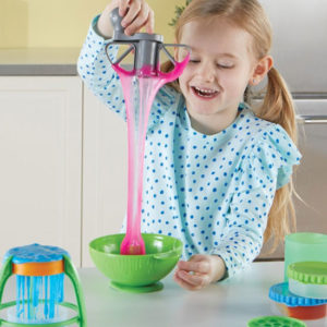 Learning Resources LABORATORIO PARA FABRICAR SLIMES
