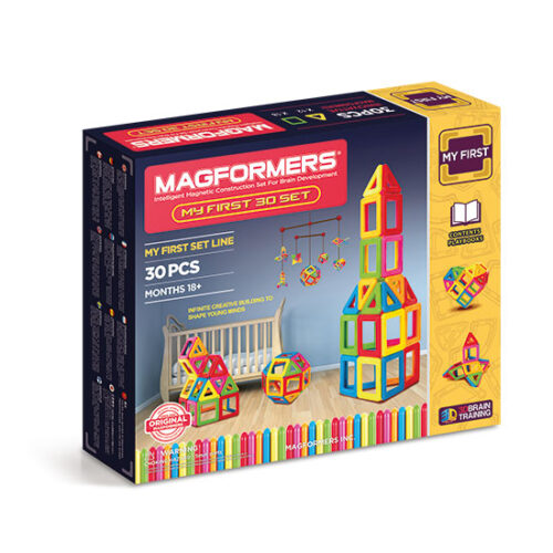 My First 30 - Magformers
