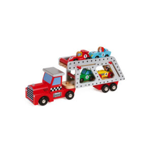 Camion Portacoches Story con 4 Coches