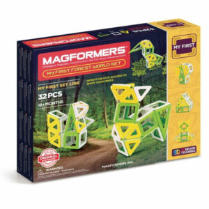 Magformers My first fores world